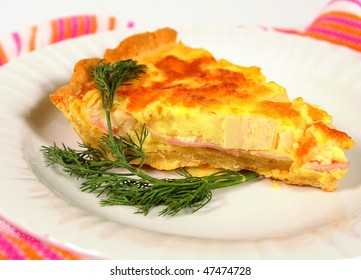 Heart of palm pie