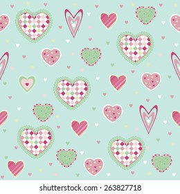 Heart pattern