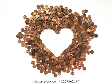 Heart in the Pennies