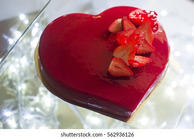 Heart Shaped Cake Images Stock Photos Vectors Shutterstock