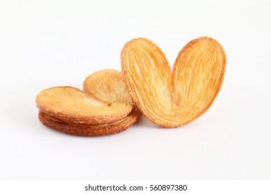 ハート型のパイクッキー