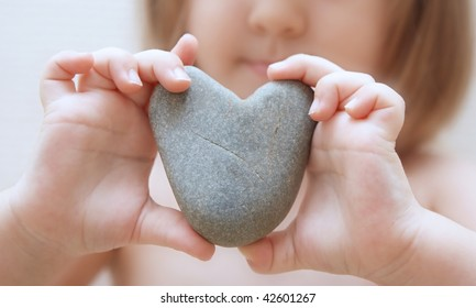 Heart from a stone