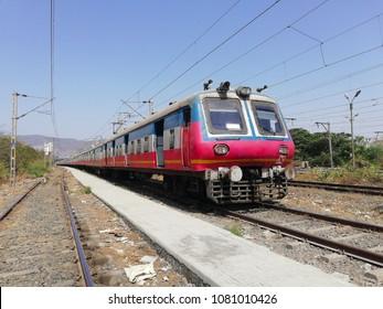 Heartbeat of Mumbai City - Local Train of Mumbai, India