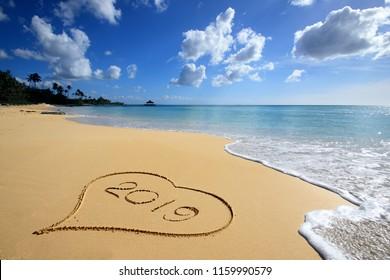 Hearth on the beach 2019
