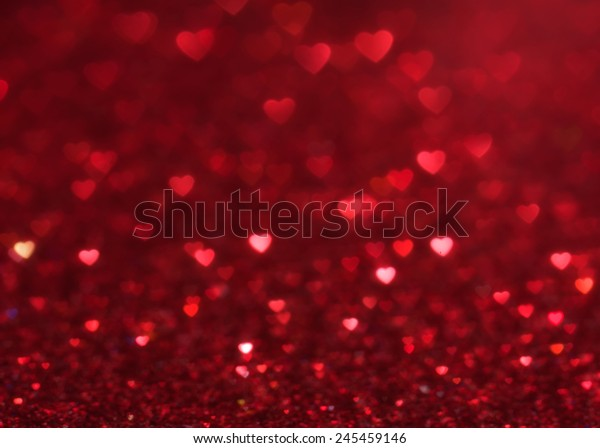 hearts as background. valentines day concept