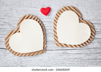 hearts for the feast of St. Valentine