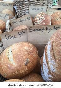 Hearty healthy organic European style hearth baked breads
