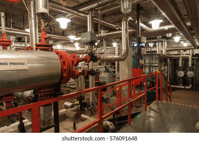 Heat exchanger station