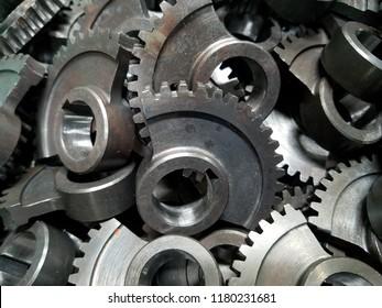 heat treated gear segments