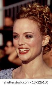 Heather Graham at the MTV Movie Awards, 6/1/98