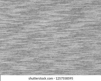 Heather gray t-shirt cotton knitted fabric texture swatch