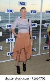 Heather Morris at the FOX All Star Party 2011, Gladstones, Malibu, CA. 08-05-11