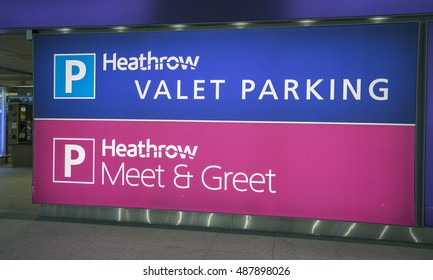 Valet parking images stock photos vectors shutterstock heathrow valet parking and meet and greet parking area london england september 14 m4hsunfo Image collections