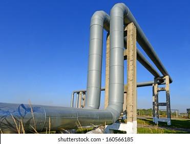 Heating main site