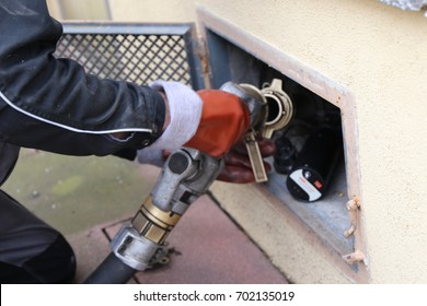 Heating oil home delivery
