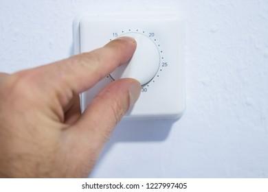 heating temperature thermostat