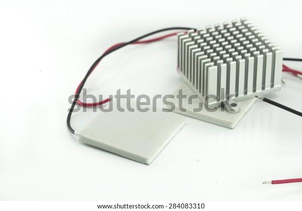 Heatsink Thermoelectric Cooling Cooler Peltier Plate Stock