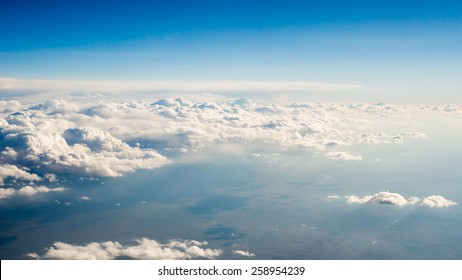 Heaven and Earth Sky Above Cloud