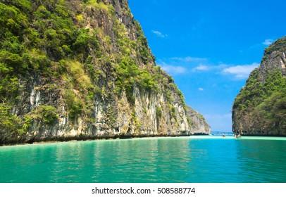 Heaven Horizon Tranquil Bay