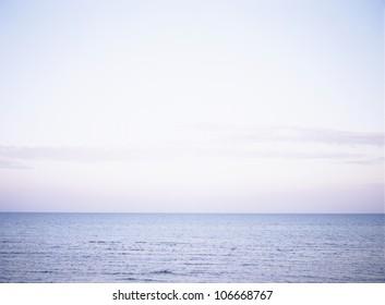 Heaven and ocean, Sweden.