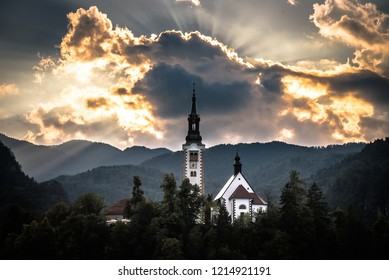 Heaven on Earth at Lake Bled