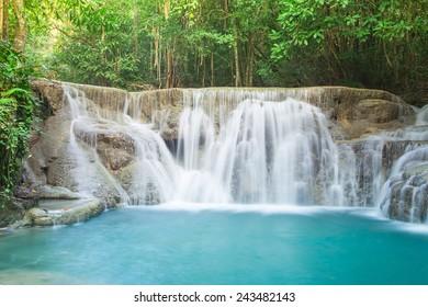 Heaven of Thailand Huay Mae Khamin watefall