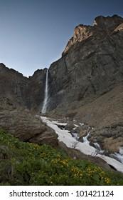 Heavenly waterfall -l The biggest waterfall in Bulgaria