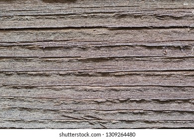heavily weathered gray wood close up background texture