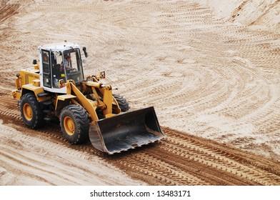Heavy duty machinery