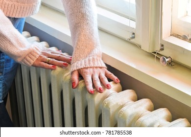 Heavy duty radiator - adjusting temperature