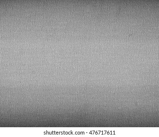 Heavy grey cotton duck canvas texture