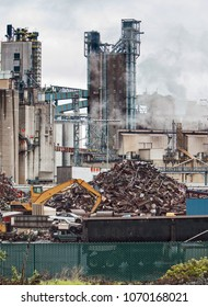 Heavy Metals Recycling Plant