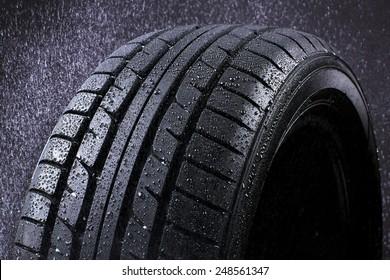 Heavy Rain Tyre