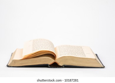 Hebrew bible book, isolated