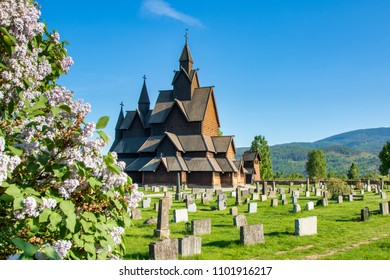 Heddal stave church  is a stave church located at Heddal in Notodden municipality, Norway.