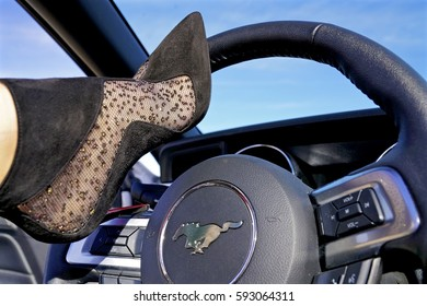 Christian Louboutin Shoes Images, Stock Photos & Vectors ...