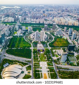 Hefei aerial photography