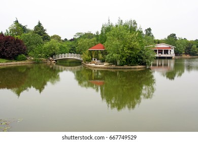 Hefei botanical garden, Anhui, China