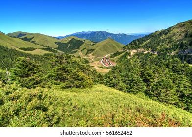 Hehuan Ranges, Taroko National Park, Taiwan