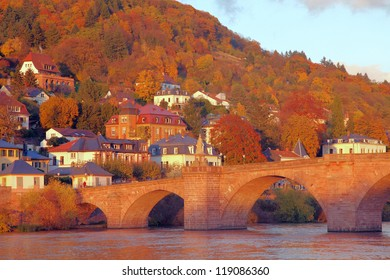 Heidelberg in the fall