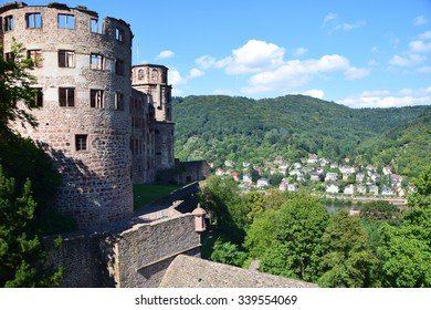 Heidelberg Germany Castle, Heidelberger Schloss