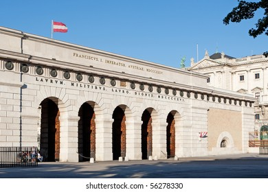 Heldentor in Vienna