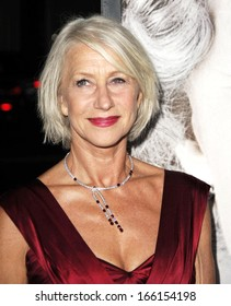 Helen Mirren at Premiere of THE QUEEN, Academy of Motion Picture Arts & Science AMPAS, Los Angeles, CA, October 03, 2006
