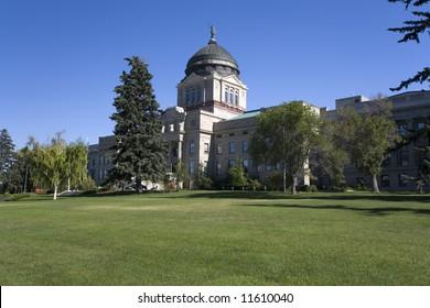 Helena, Montana - State Capitol