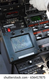Helicopter cockpit instruments