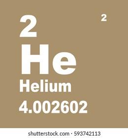 Helium periodic table elements stock illustration 593739983 helium periodic table of elements urtaz Images
