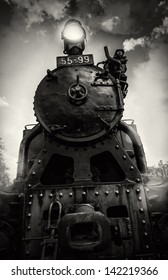hell of a steam locomotive