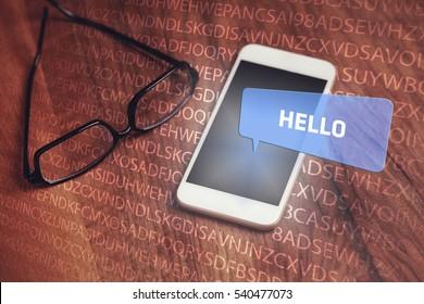 Hello, Business Concept