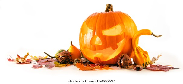 Helloween Pumpkin Head