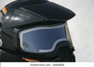 Helmet Abstract